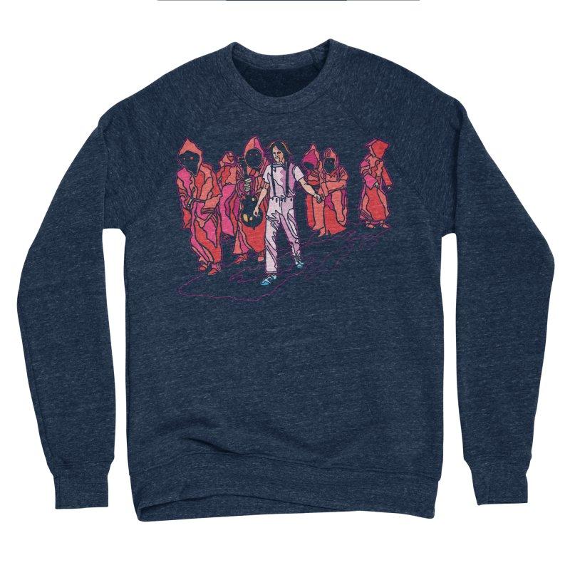 Rust Forever Women's Sponge Fleece Sweatshirt by My Metal Hand Artist Shop
