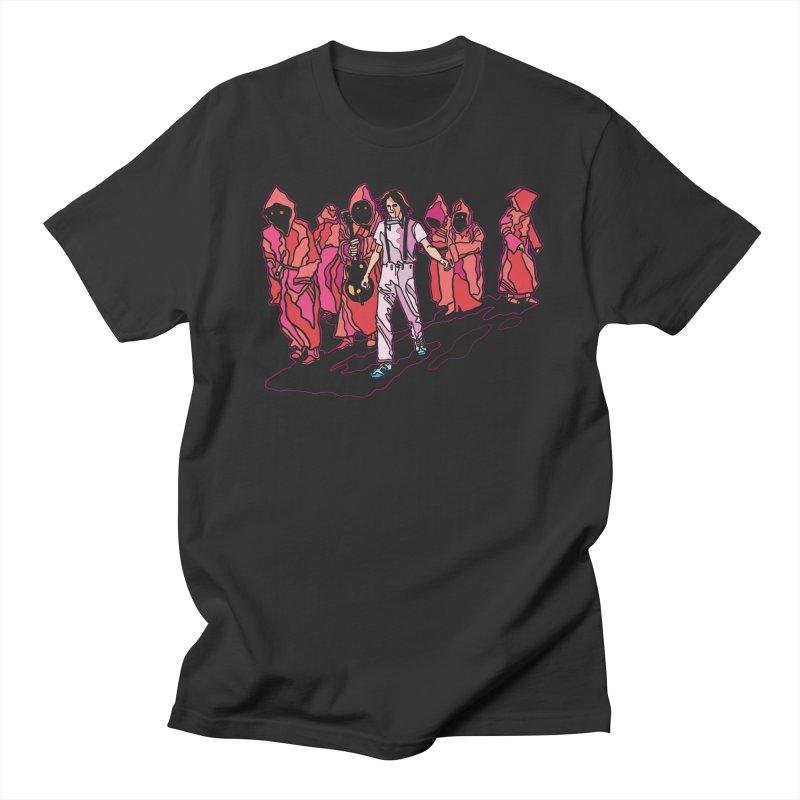 Rust Forever Men's T-Shirt by My Metal Hand Artist Shop