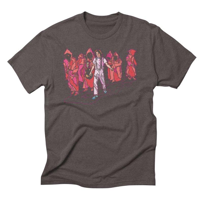 Rust Forever Men's Triblend T-Shirt by My Metal Hand Artist Shop