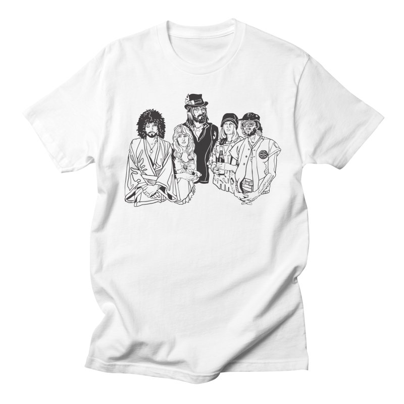 FM Women's Regular Unisex T-Shirt by My Metal Hand Artist Shop