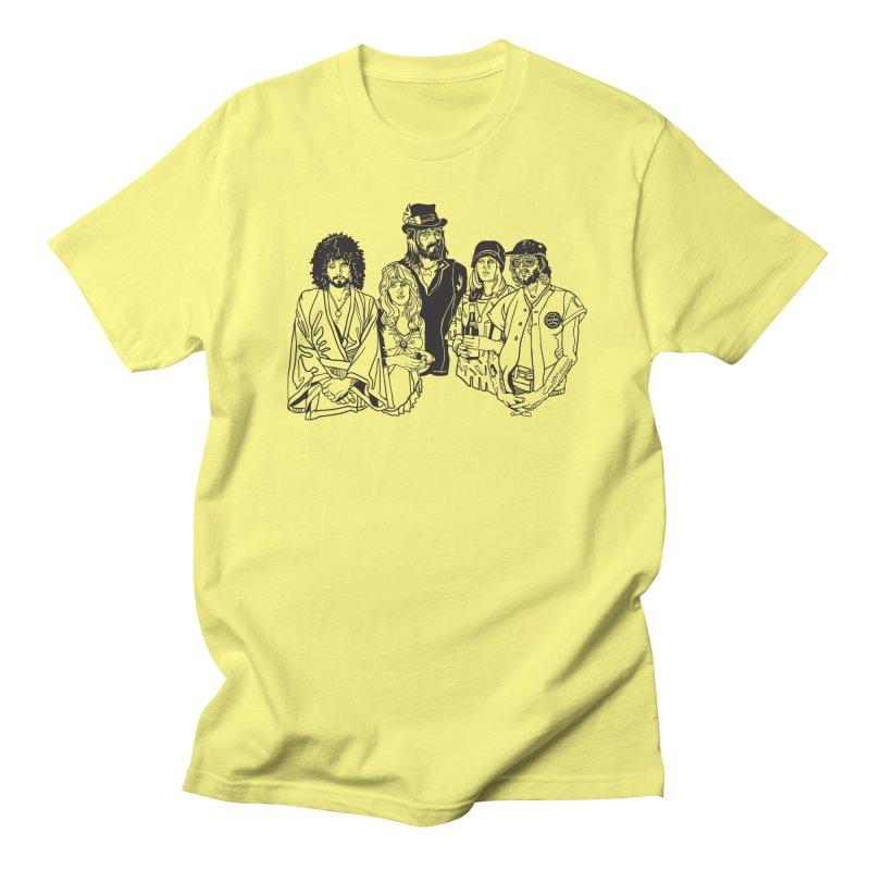 FM Men's T-Shirt by My Metal Hand Artist Shop