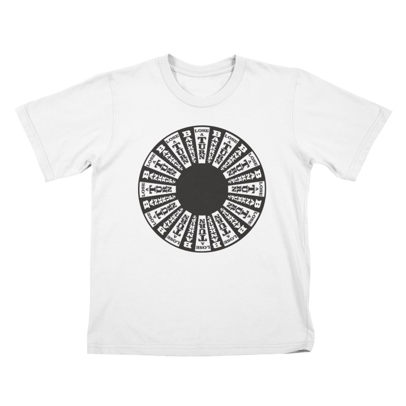 The Wheel Kids T-Shirt by My Metal Hand Artist Shop