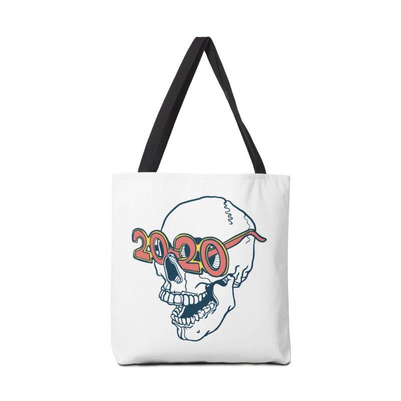 SKULL 2020 Accessories Bag by My Metal Hand Artist Shop