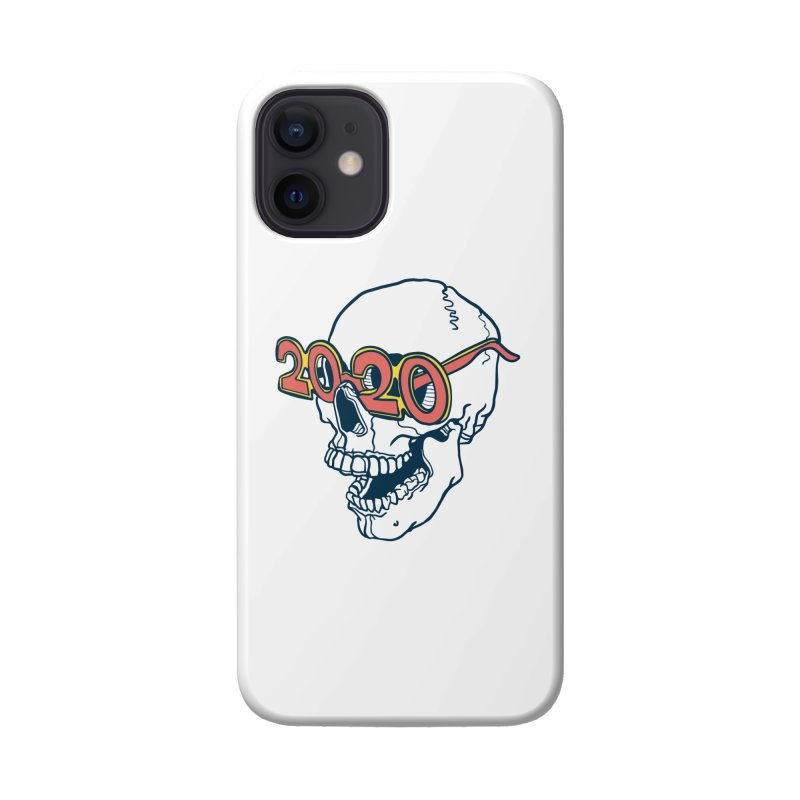 SKULL 2020 Accessories Phone Case by My Metal Hand Artist Shop