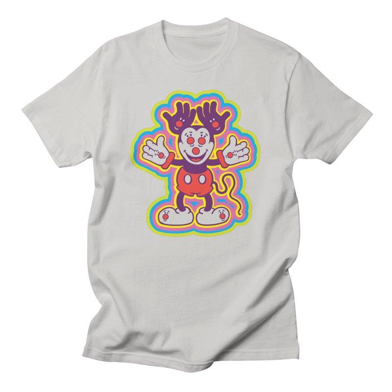 MMHH Men's T-Shirt by My Metal Hand Artist Shop