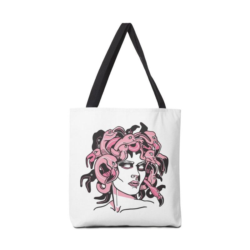 Florida Medusa Accessories Bag by My Metal Hand Artist Shop