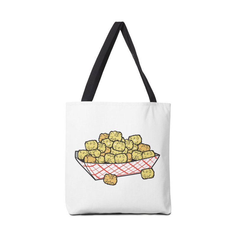 Order of Tots Accessories Tote Bag Bag by My Metal Hand Artist Shop