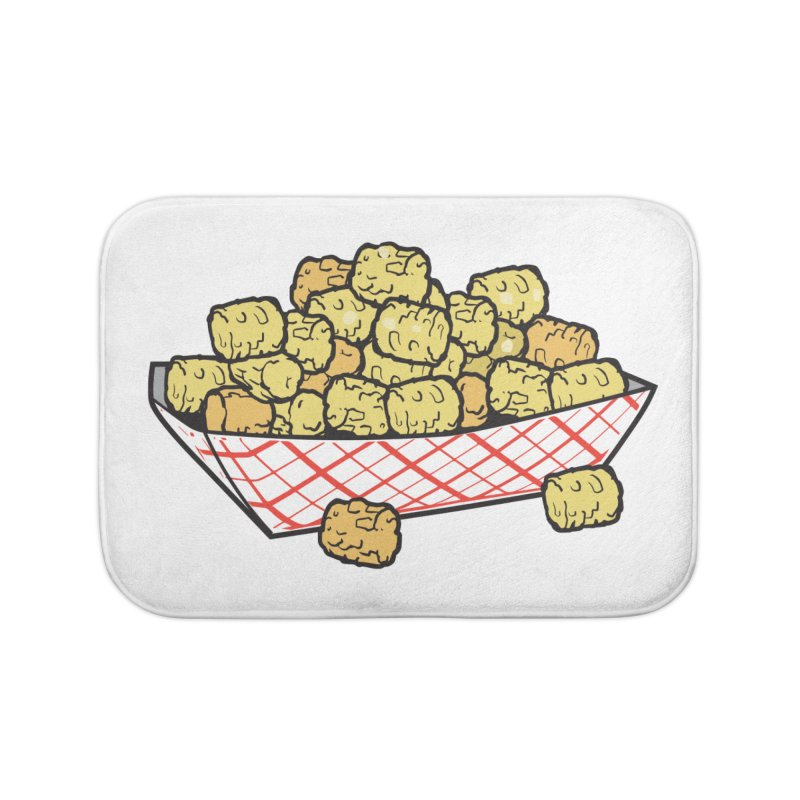 Order of Tots Home Bath Mat by My Metal Hand Artist Shop