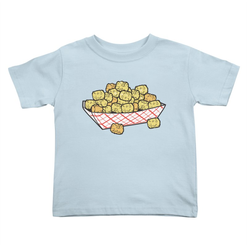 Order of Tots Kids Toddler T-Shirt by My Metal Hand Artist Shop