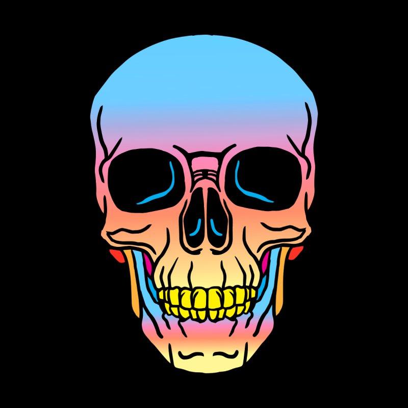 Spectrum Skull by My Metal Hand Artist Shop