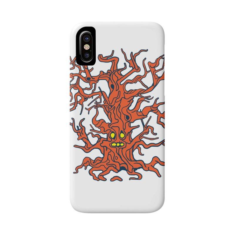 Spirit Tree Accessories Phone Case by My Metal Hand Artist Shop