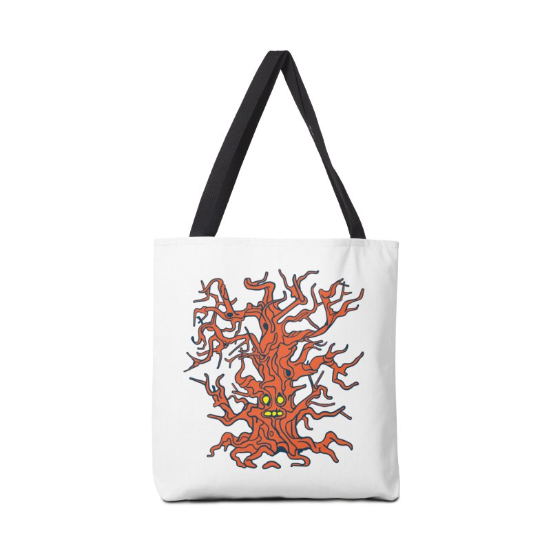 Spirit Tree Accessories Tote Bag Bag by My Metal Hand Artist Shop