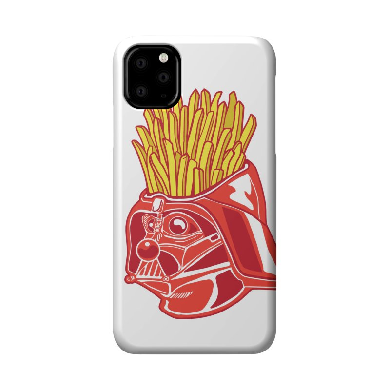 The Starch Side Accessories Phone Case by My Metal Hand Artist Shop