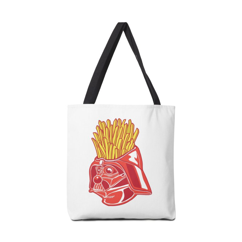 The Starch Side Accessories Tote Bag Bag by My Metal Hand Artist Shop