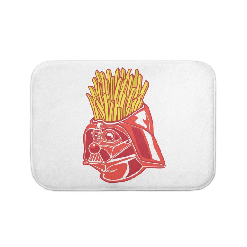 The Starch Side Home Bath Mat by My Metal Hand Artist Shop