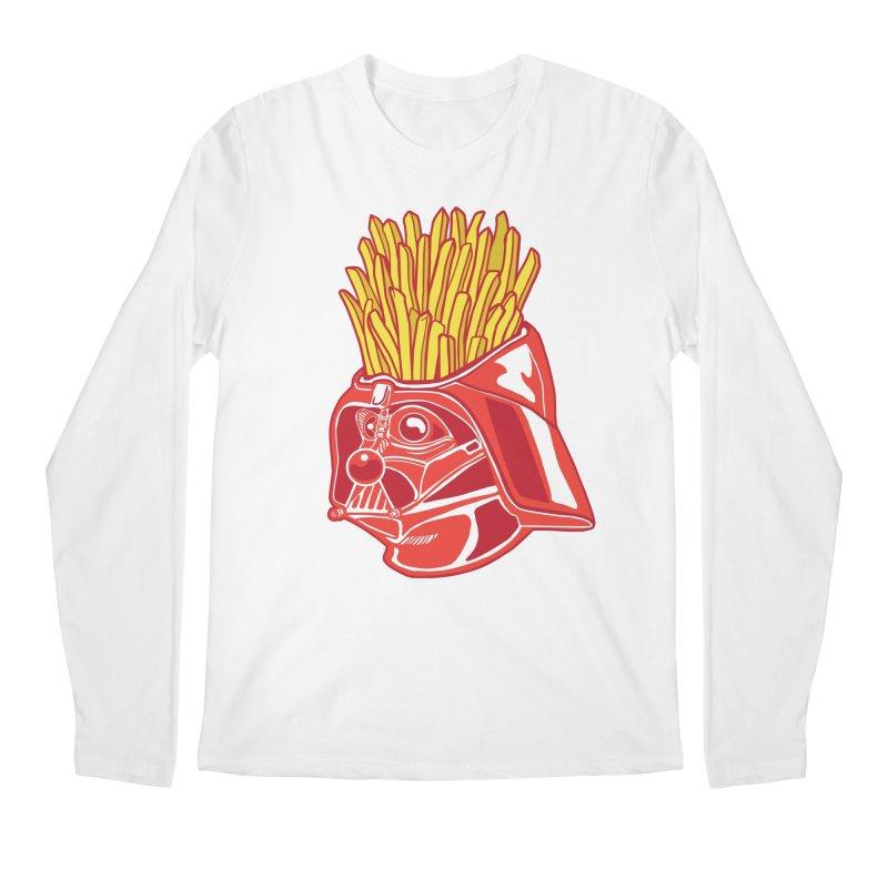 The Starch Side Men's Regular Longsleeve T-Shirt by My Metal Hand Artist Shop