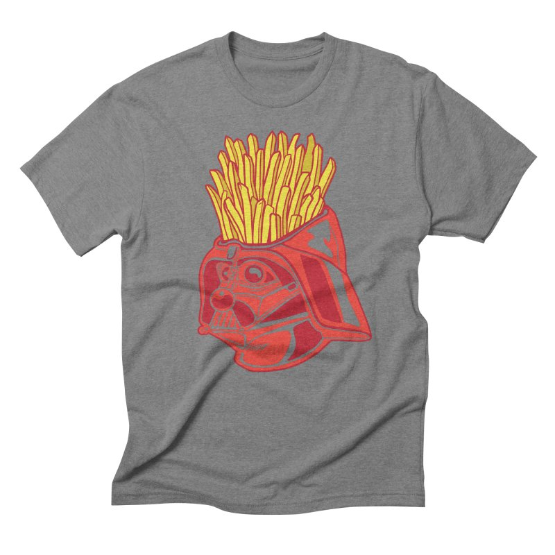The Starch Side Men's Triblend T-Shirt by My Metal Hand Artist Shop