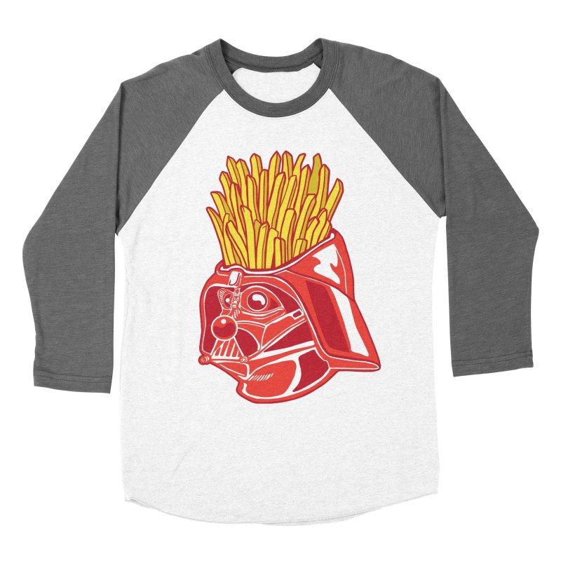 The Starch Side Women's Baseball Triblend Longsleeve T-Shirt by My Metal Hand Artist Shop