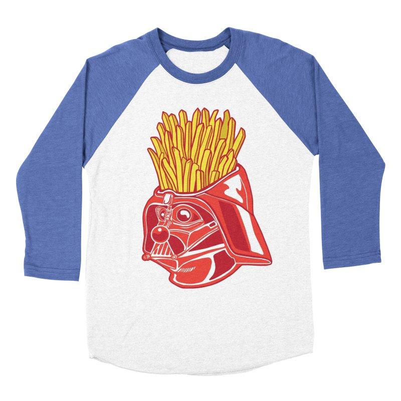 The Starch Side Men's Baseball Triblend Longsleeve T-Shirt by My Metal Hand Artist Shop