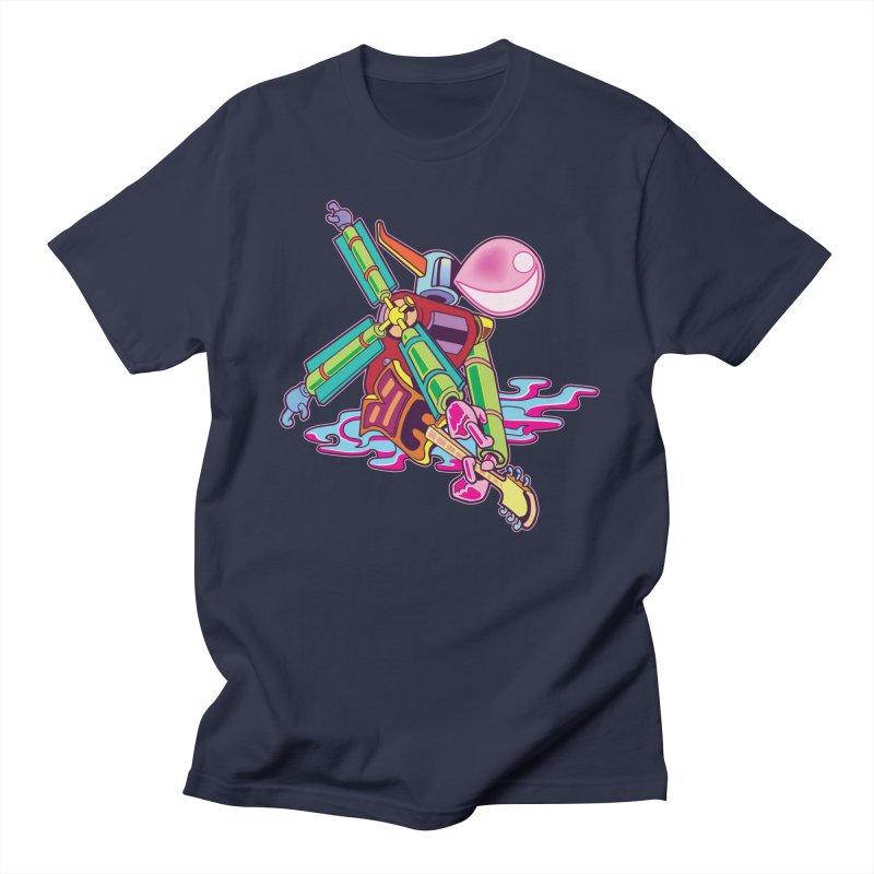 My Metal Windmill Women's Regular Unisex T-Shirt by My Metal Hand Artist Shop