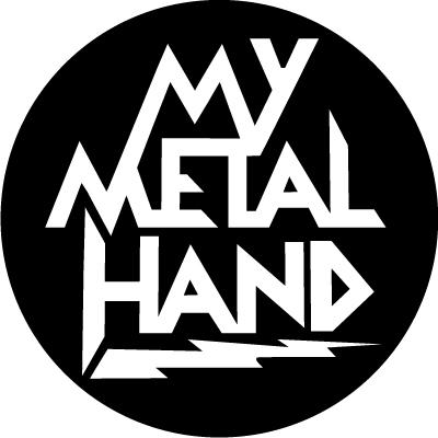 My Metal Hand Artist Shop Logo