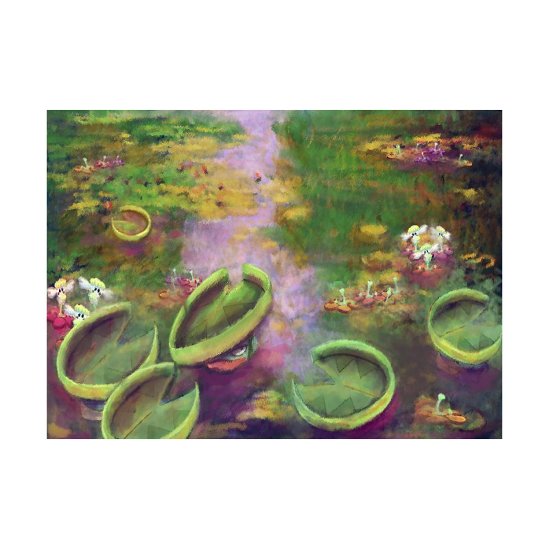 Waterlilies by mymindpalace1313's Artist Shop
