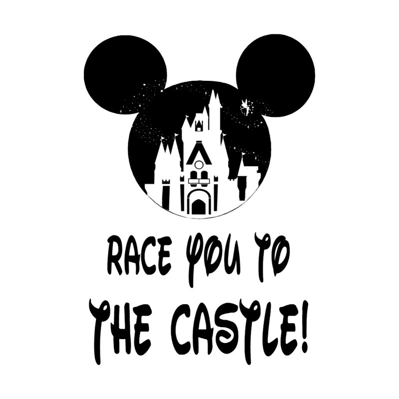 Race you to the Castle! by mymindpalace1313's Artist Shop