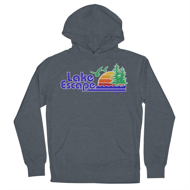 Lake Escape Women's Pullover Hoody by My Nature Side