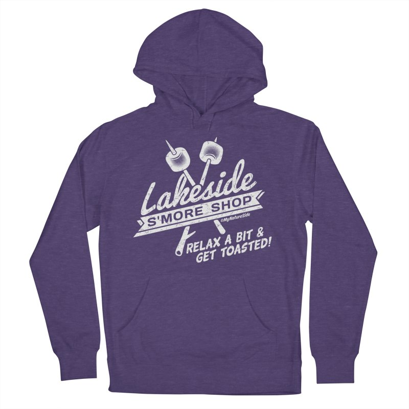 Lakeside Smore Shop Women's French Terry Pullover Hoody by My Nature Side