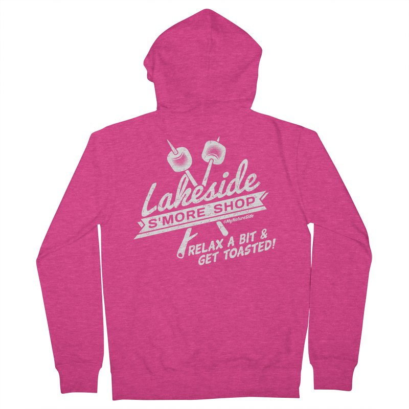 Lakeside Smore Shop Women's French Terry Zip-Up Hoody by My Nature Side