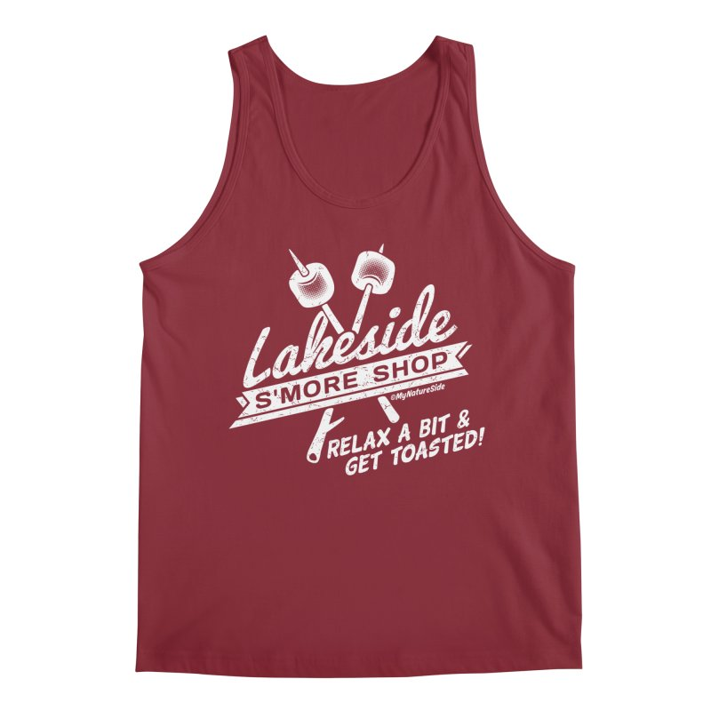 Lakeside Smore Shop Men's Tank by My Nature Side