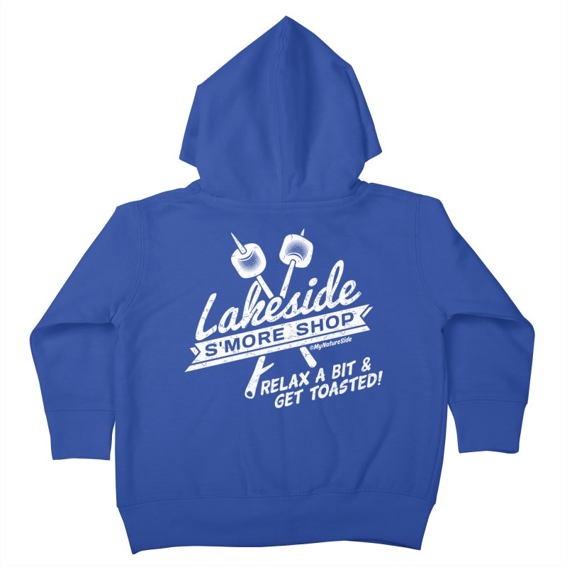 Lakeside Smore Shop Kids Toddler Zip-Up Hoody by My Nature Side