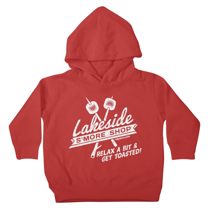 Lakeside Smore Shop Kids Toddler Pullover Hoody by My Nature Side