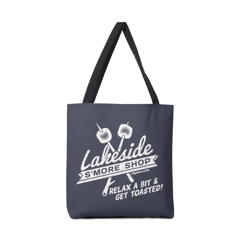 Lakeside Smore Shop Accessories Tote Bag Bag by My Nature Side
