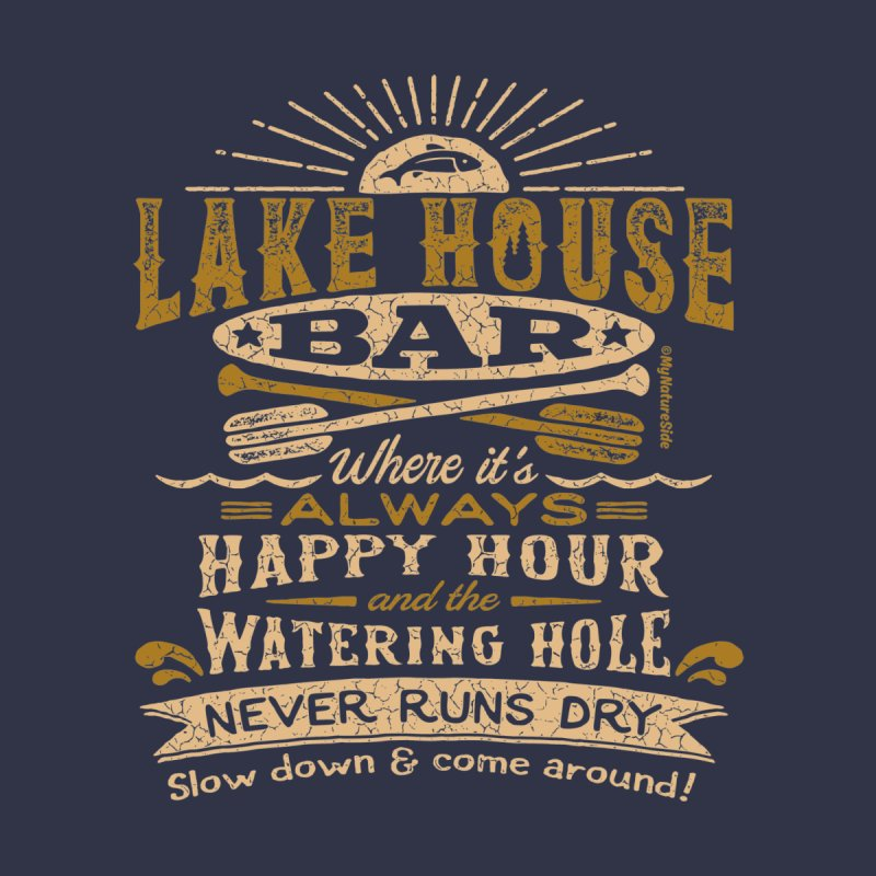 Lake House Bar by My Nature Side