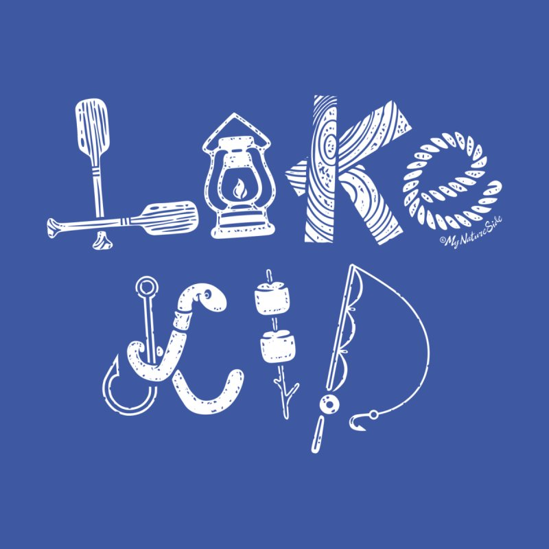 Lake Kid - Icons Women's T-Shirt by My Nature Side