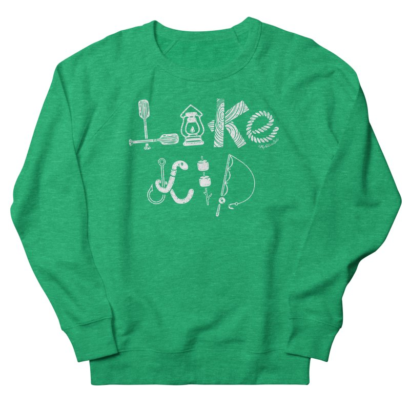 Lake Kid - Icons Women's Sweatshirt by My Nature Side