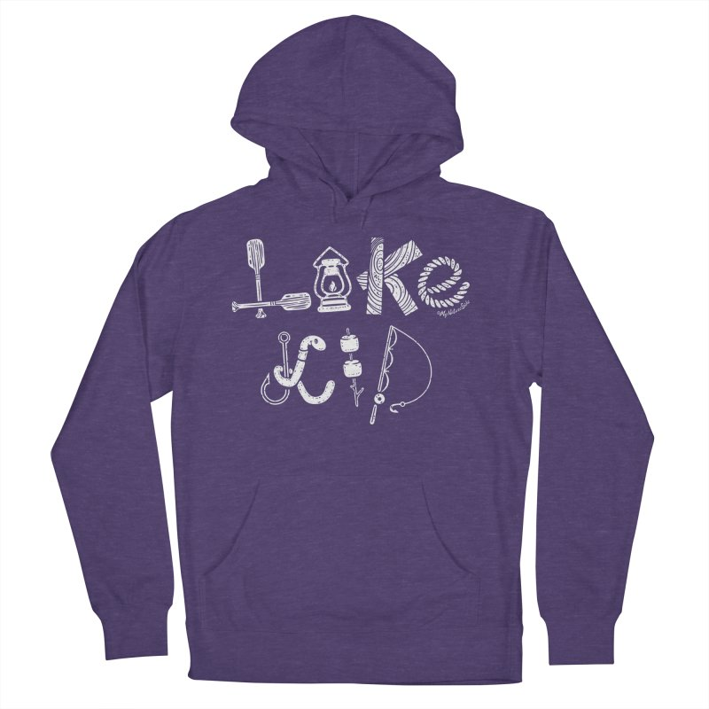 Lake Kid - Icons Women's Pullover Hoody by My Nature Side
