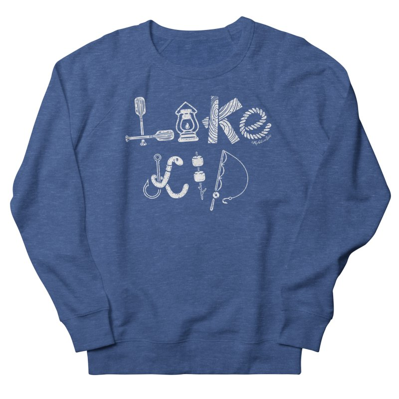 Lake Kid - Icons Men's Sweatshirt by My Nature Side