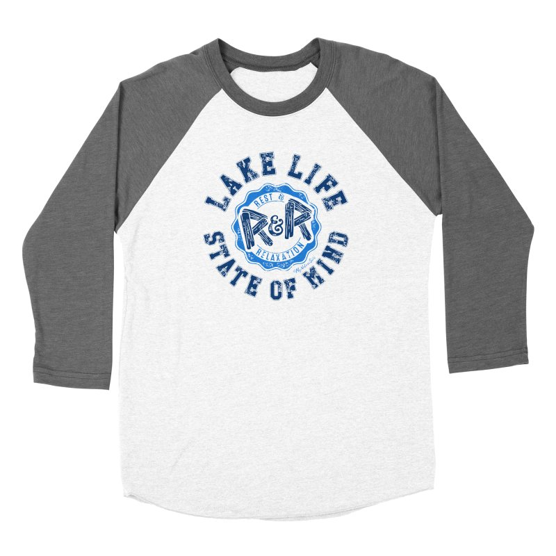 Lake Life State of Mind Women's Longsleeve T-Shirt by My Nature Side