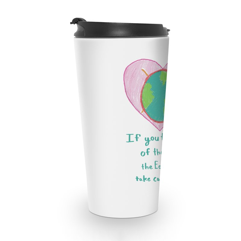 World Love Accessories Travel Mug by My Rewritten World Artist Shop