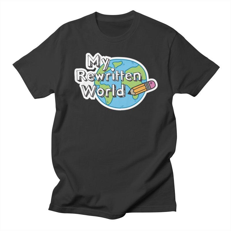 My Rewritten World logo Women's Regular Unisex T-Shirt by My Rewritten World Artist Shop