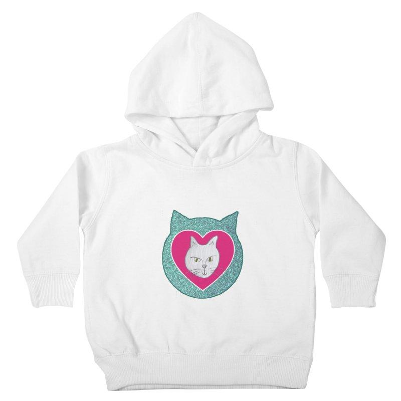 Adopt a Cat Kids Toddler Pullover Hoody by My Rewritten World Artist Shop