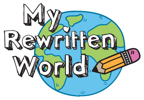 My Rewritten World Artist Shop Logo