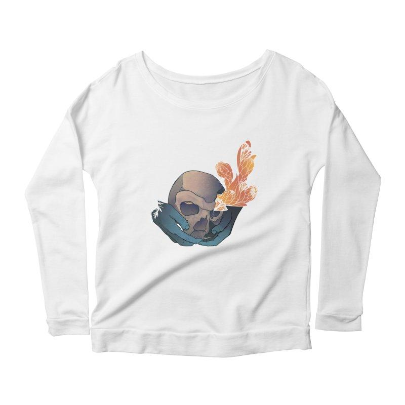 Steinheim Women's Scoop Neck Longsleeve T-Shirt by Rhea Ewing's Artist Shop
