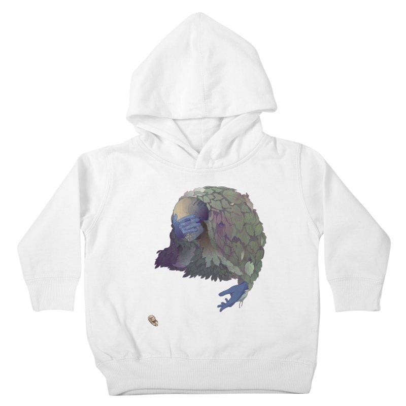 Grimaldi Kids Toddler Pullover Hoody by Rhea Ewing's Artist Shop
