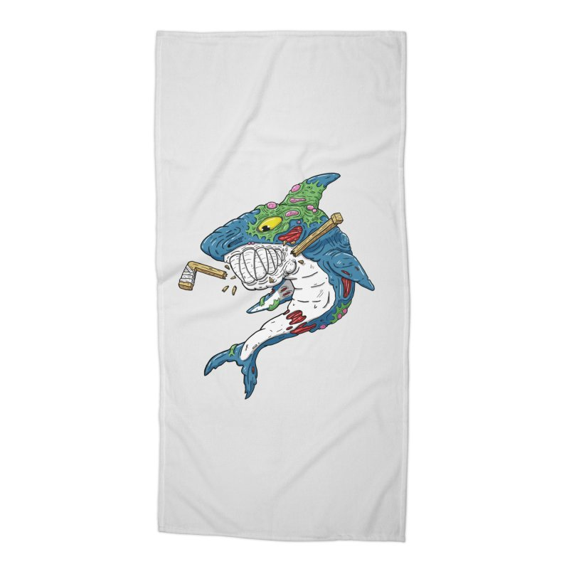 SHOCKEY! Accessories Beach Towel by Mystic Soda