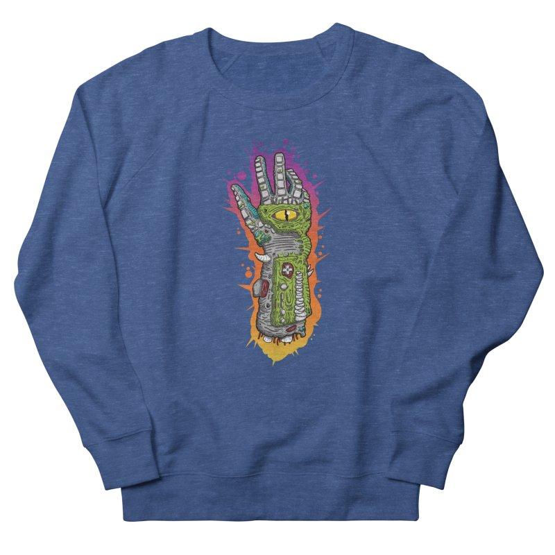 Controller Freaks - The PWR_GL0V Women's Sweatshirt by Mystic Soda