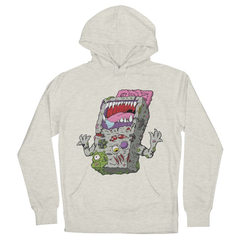 Controller Freaks - Game Boy Women's Pullover Hoody by Mystic Soda Shoppe