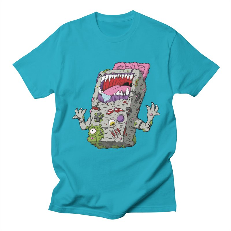 Controller Freaks - Game Boy Women's Unisex T-Shirt by Mystic Soda Shoppe